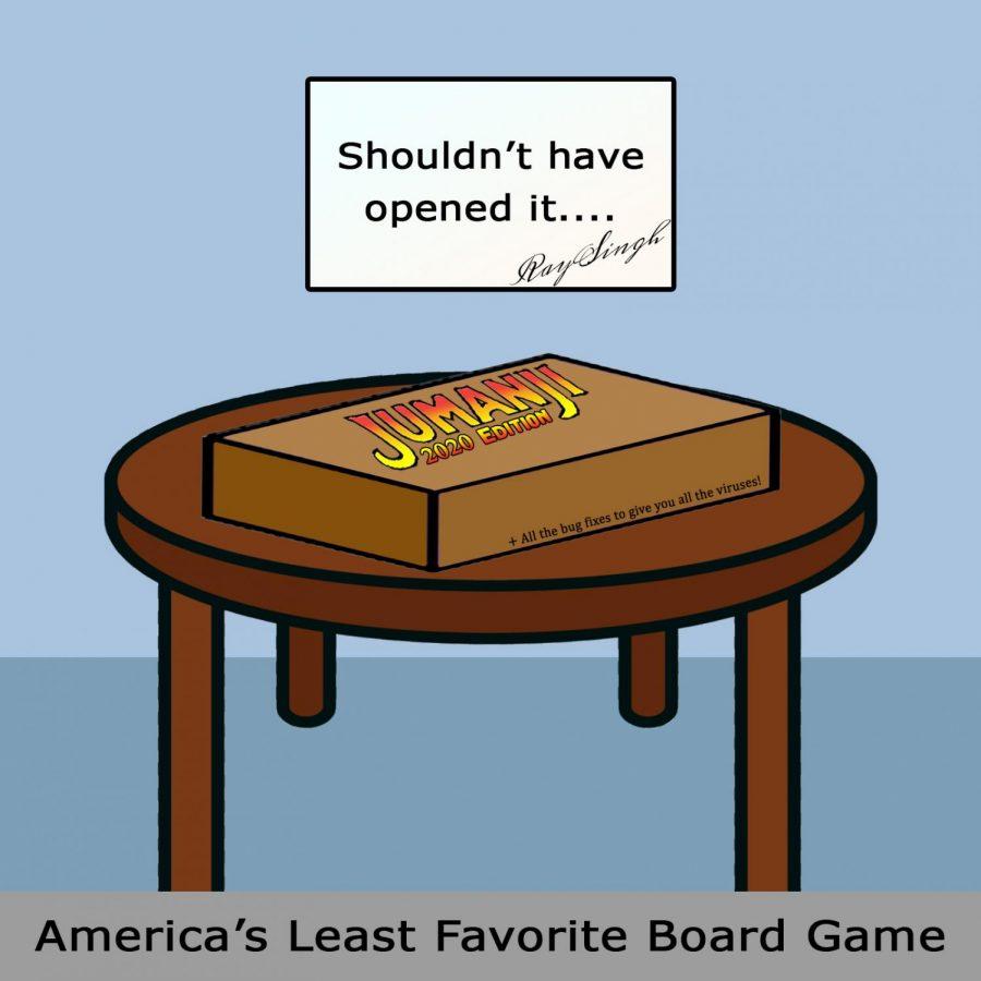 Americas Least Favorite Board Game