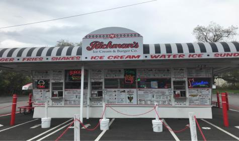 Richmans Ice Cream & Burger Co.