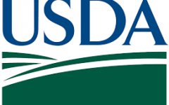 Logo of the United States Department of Agriculture